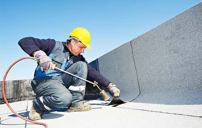 commercial roofing maintenance service company in atlanta georgia