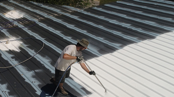 Commercial roofing system repair Atlanta Ga