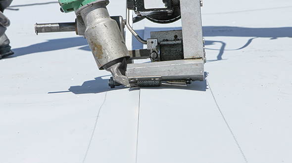 TPO and PVC roofing system differences