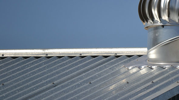 Metal roofing system repair and replacement