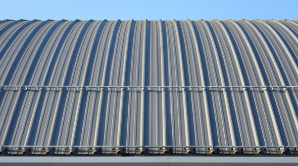 Commercial metal roofing system advantages