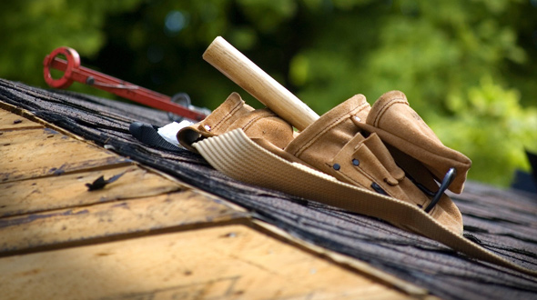 Roofing system repair and replacement of shingles